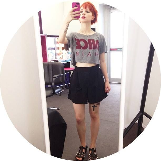 1000 ideas about hayley williams on pinterest paramore taylor york and jeremy davis. Black Bedroom Furniture Sets. Home Design Ideas