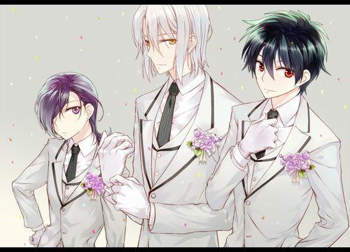 The Boys Of Hataraku Maou Sama! My Favorite Devils ❤