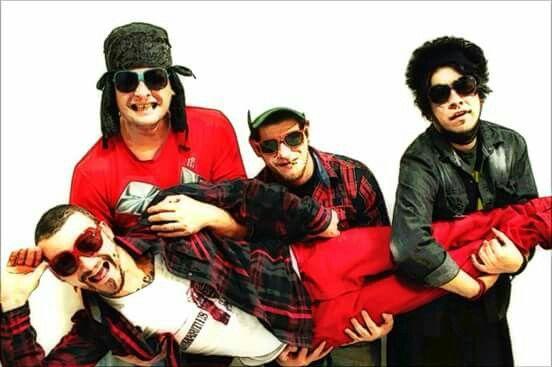 DIMARTIS Banda de Rock Alternativo Patagonico.