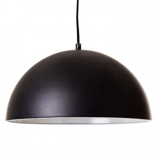 Straale® Prosecco 50 - Sort stilren pendellampe i stål #pendellampe #kjøkken #kjøkkenlampe #kitchen #kitchenlamps #design #stylish #interiør #lamper #pendel #home