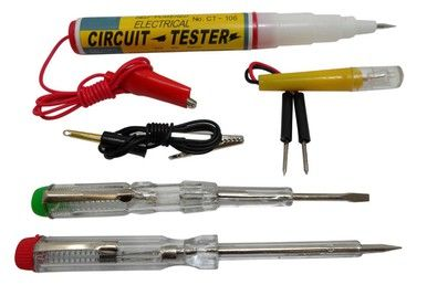 ROAD GENIE 5 PC CIRCUIT AND VOLTAGE TESTING KIT: TA-11100 : ( Pack of 6 Pc. )