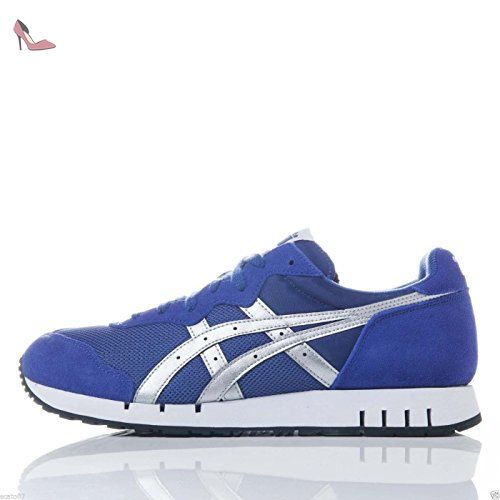 Onitsuka Tiger Mexico 66, Sneakers Basses Femme, Rose (Parfait Pink/White 2001), 44 EUAsics