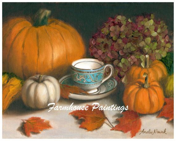 55 best fall is in the air images on pinterest seasonal for Pumpkin spice paint living room