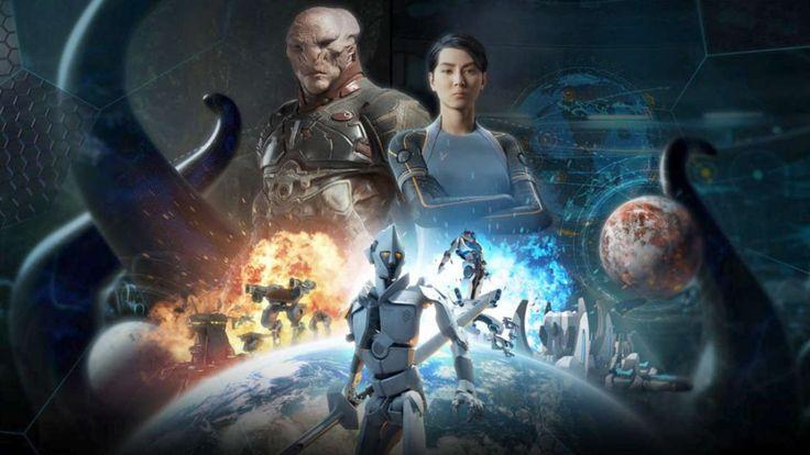 """""""Grey Goo"""": Strategiespiel à la """"StarCraft"""""""