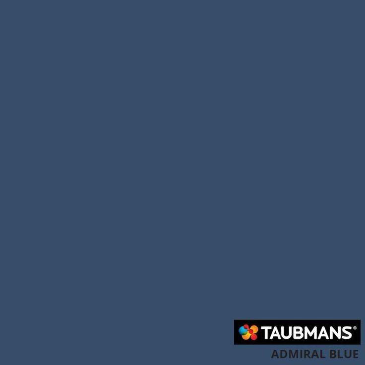 #Taubmanscolour #admiralblue