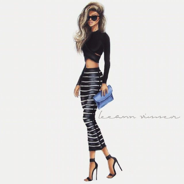 #fashionillustrations