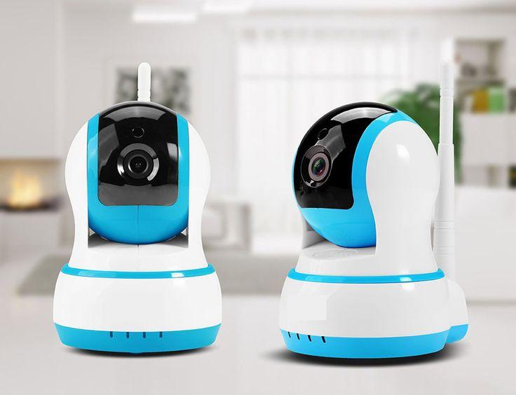 WiFi сигнализация с камерой WIPC1
