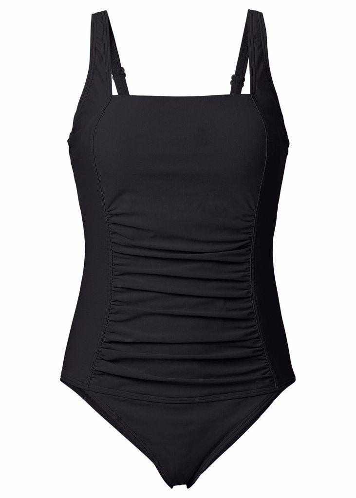 b10980b5f17 Womens One Piece Swimsuit Plus Size Padded Beach Bathing Suit Swimwear –  zorket