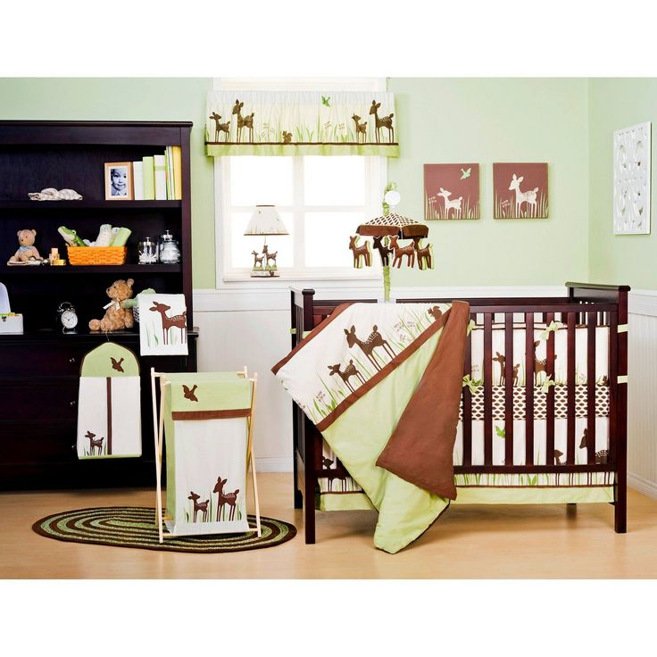 deer bed sets baby ebay bedding s crib