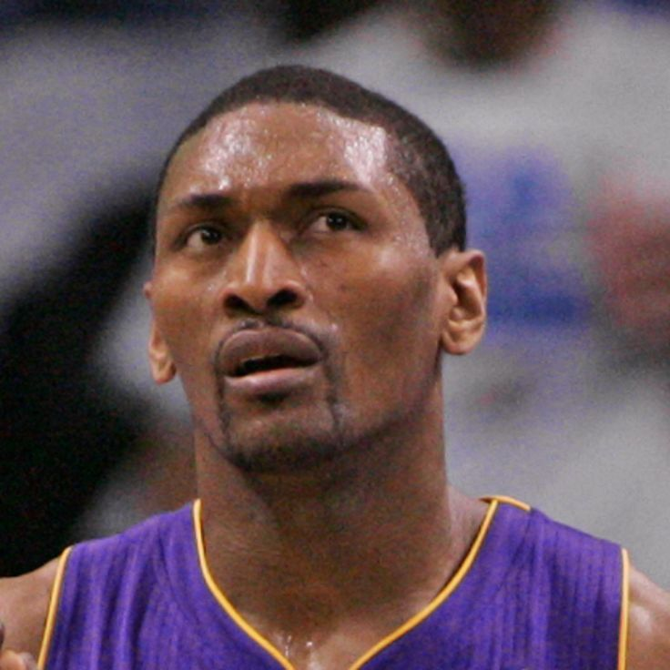 Metta World Peace, formerly Ron Artest, is an NBA player known as well for his outspoken behavior and his 2011 name change as he is for his tenacious on-court defense.