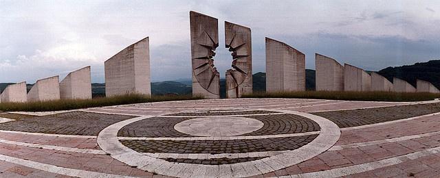 Kadinjaca 2  Plato Slobode, by Miodrag Zivkovic, opened 23. september 1979