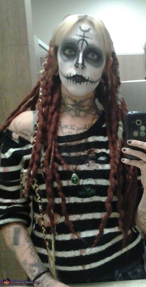 Heidi Lords of Salem - Halloween Costume Contest via @costume_works