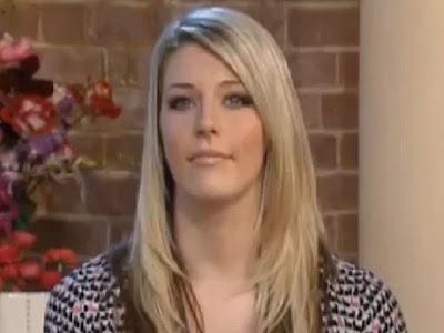 Britânica com genitália dupla - 'Posso perder a virgindade duas vezes', confessa em rede de TV em Londres - www.blogdojua.com