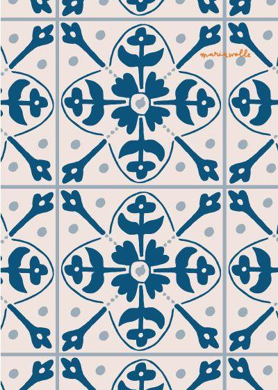 surface-design-mariawolle,-illustration-mariawolle,-estampado,-diseno-estampados,-diseno-azulejo,-illustrator-berlin