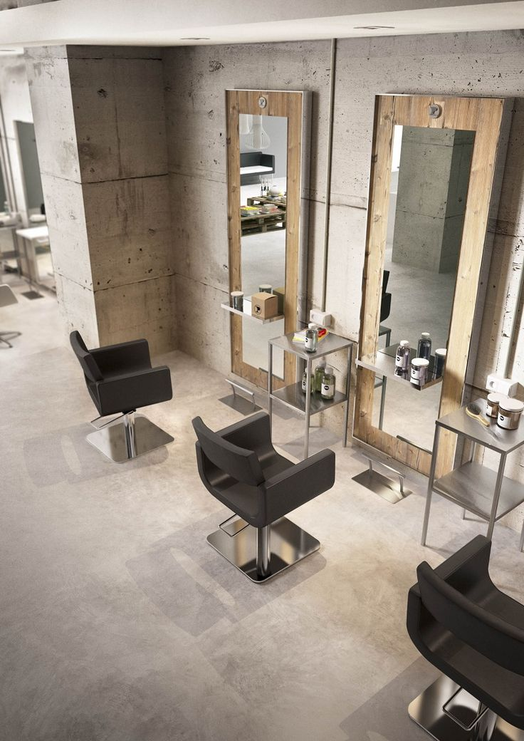 Best 25 salon chairs ideas on pinterest hair salons for Beauty salon layout