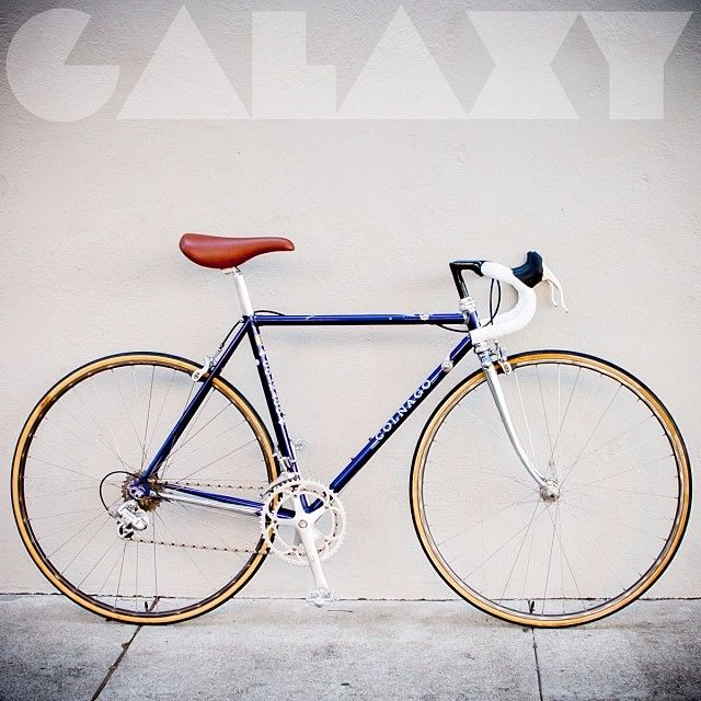 COLNAGO #galaxybikes #galaxy #bikes #sf #vintage #bikeporn #vintagebikes #roadbikes #bianchi #peugeot #bike #bikes #cycling #bicycles #bicycle #steelframe #1980s #hipster #sanfrancisco #sf #bicycles #bike #bikefriendly #velo #bici #sexybike #classic #retro #colnago #cinelli #campagnolo #merckx