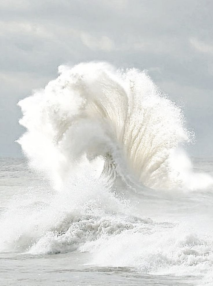 Best Ocean Waves Images On Pinterest Beautiful Brittany And - Beautiful photographs of storm clouds look like rolling ocean waves