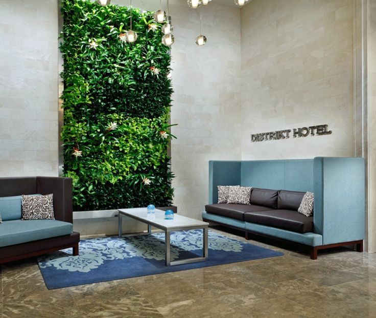 Arthur #HighBack #Lounges at the Distrikt Hotel in New York from @wearebossdesign - @products4people