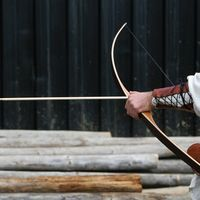 Bows and arrows have been used to hunt big and small game for centuries. Though some hunters still pursue game bow and arrows, many people use bow and arrows for sport and recreation. Gain a greater appreciation for hunting or archery skills by learning to make quality homemade bows and arrows.
