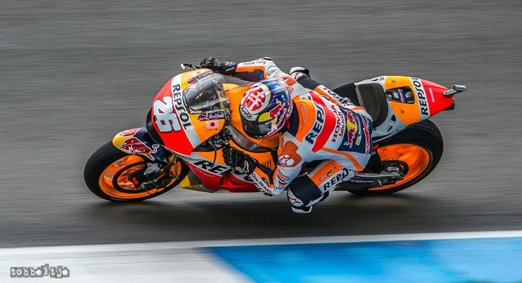Dani Pedrosa at Dutch TT Assen 2016 MotoGP