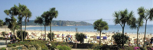 Things to do in Jersey, Group Holiday in Southbourne Dorset - http://www.aboutbritain.com/counties/jersey.asp The island of Jersey is the southern most island of Britain. It lies 100 miles from the south coast of England, in the bay of St. Malo. Jersey is a small island approximately nine miles by five, but it is a place of great natural beauty with a delightfully mild sunny climate.