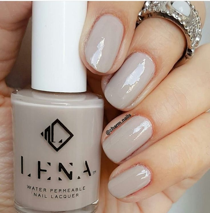 Breathable Halal Nail Polish - Her-mazing! - LE136 by LENA