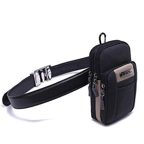 Oferta: 20.99€ Dto: -29%. Comprar Ofertas de Multifuncional pequeño Gadget teléfono móvil bolso bandolera deportes al aire libre bolso de hombro mochila bolsa de colgar e barato. ¡Mira las ofertas!