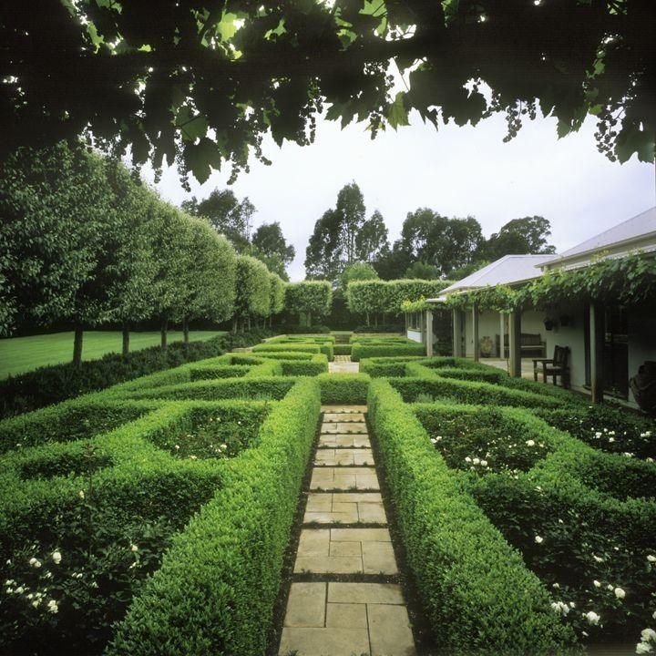 garden parterre.   #garden #jardin