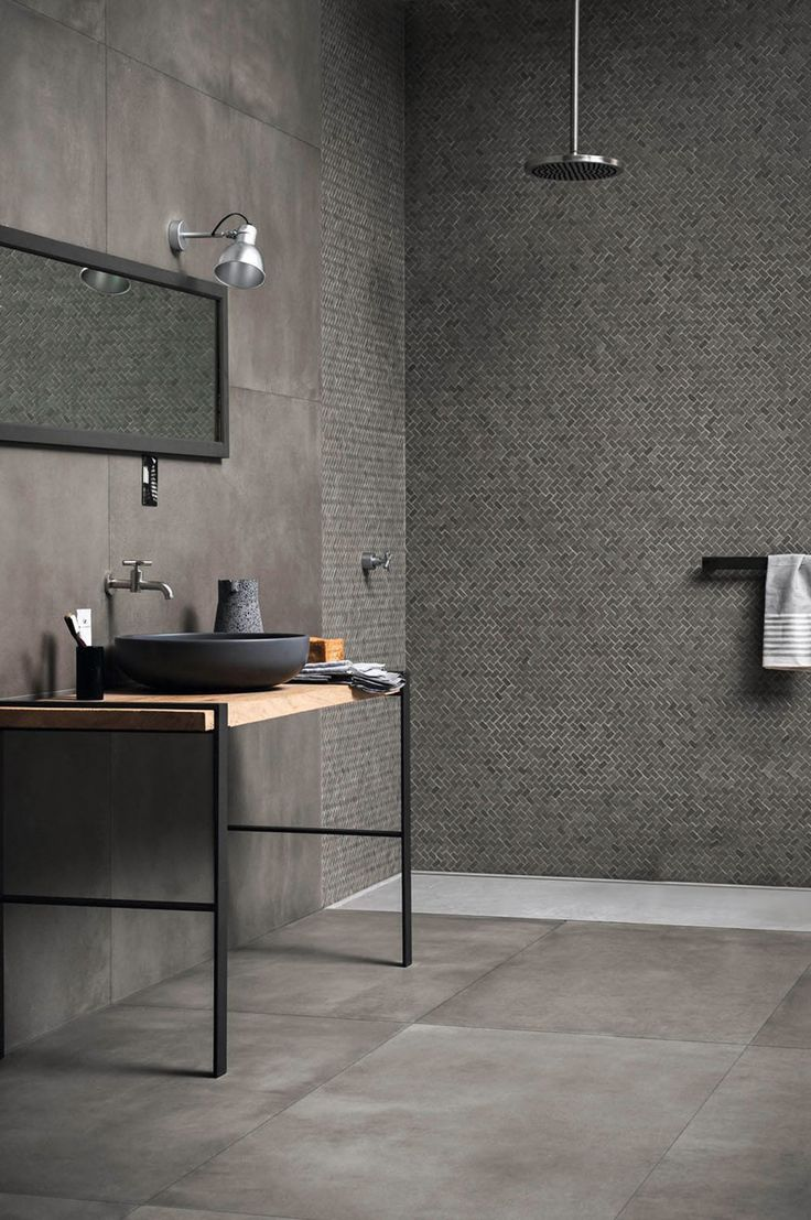 Is To Me Interior inspiration | Grey bathroom