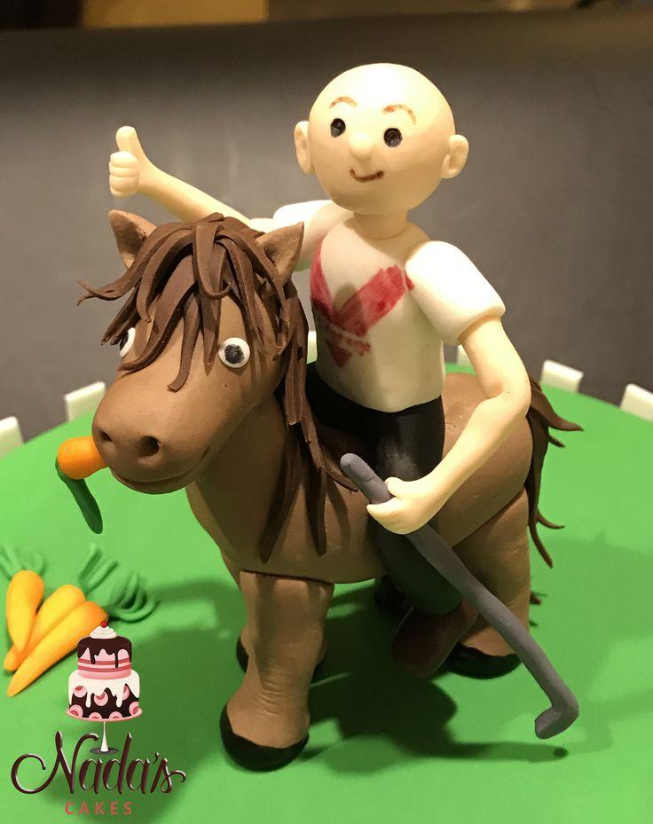Horse & Rider Topper