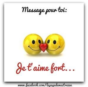 Préférence 52 best Je t'aime images on Pinterest | Words, French quotes and Sleep AN49