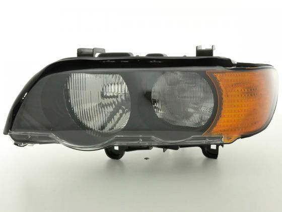 - Accessories headlights - original Look - easy fit - high quality - inc. harness - for Yr: 99 - 03 - with E - mark - left & right (Set) - Fluorescent Imp: H7/HB3/3157K/W5W - black - with servomotor We ship by DHL Paket to Europe,USA,Canada,Australia, South Africa and Mexico. Delivery takes about 3-6 days to Europe and 7-15 days for USA, Canada, Australia, South Africa and Mexico after confirmed payment by PayPal.