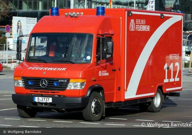 LKW 2, Berliner Feuerwehr