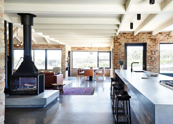 Austin Design Associates · Country HousesFireplaces