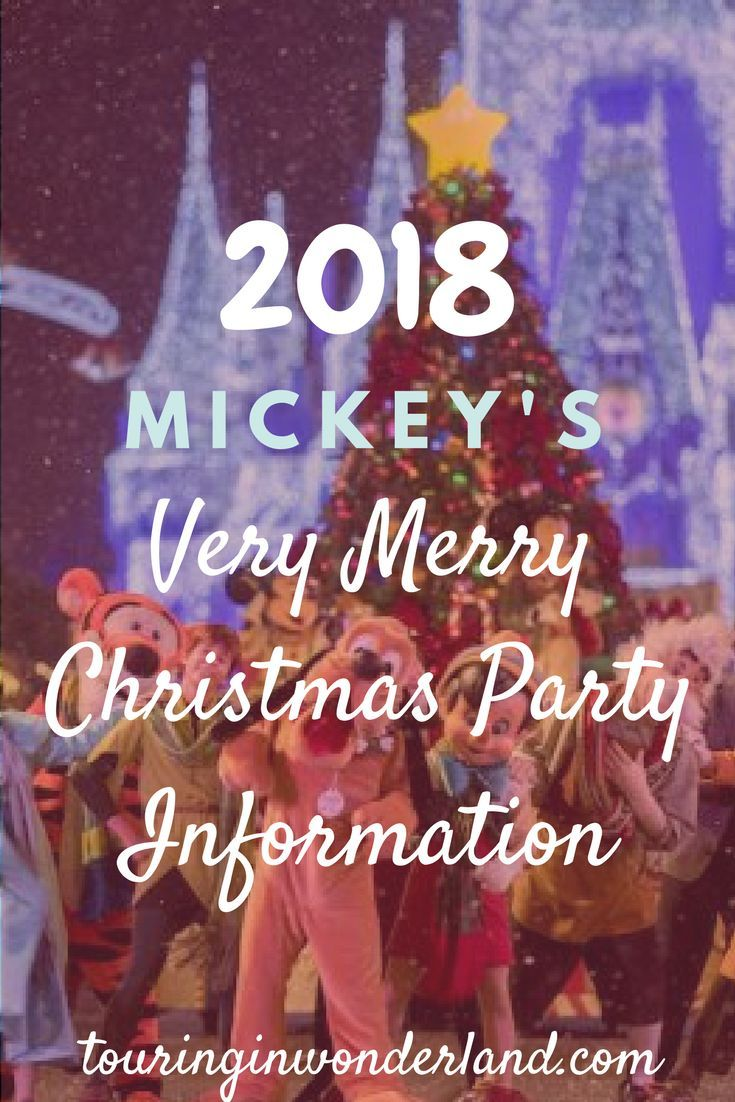 Tickets Dates for 2018 Halloween, and Christmas Parties Are Now ...