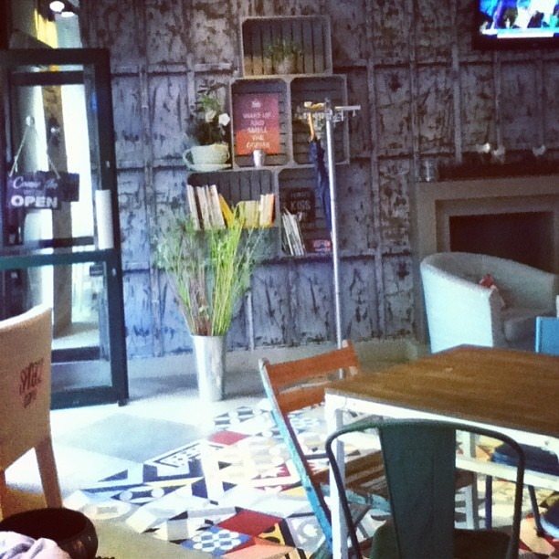 Found on Starpin. Spinacz Cafe #Lublin