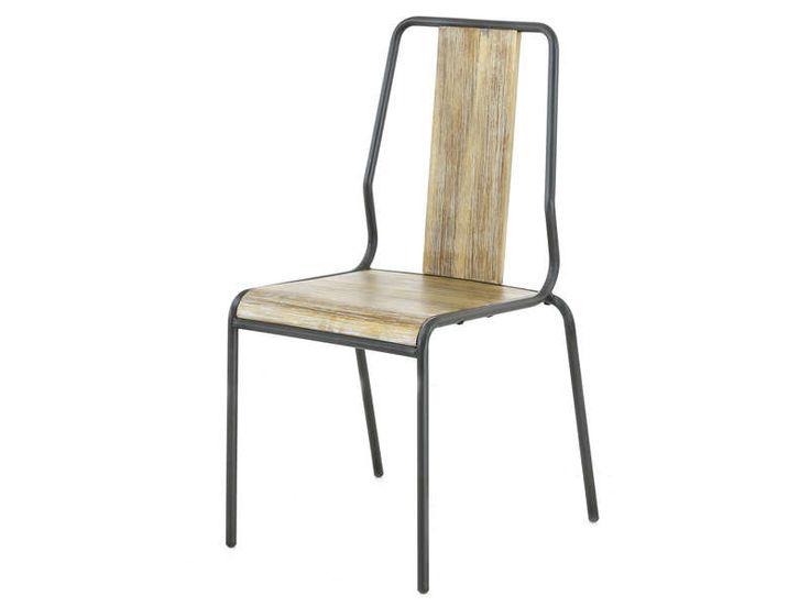 Chaise salon conforama excellent conforama chaise de - Chaise en rotin conforama ...