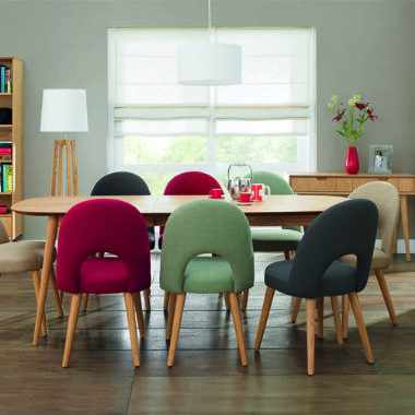 32 best dressing your dining table dining chairs images for Dining table dressing