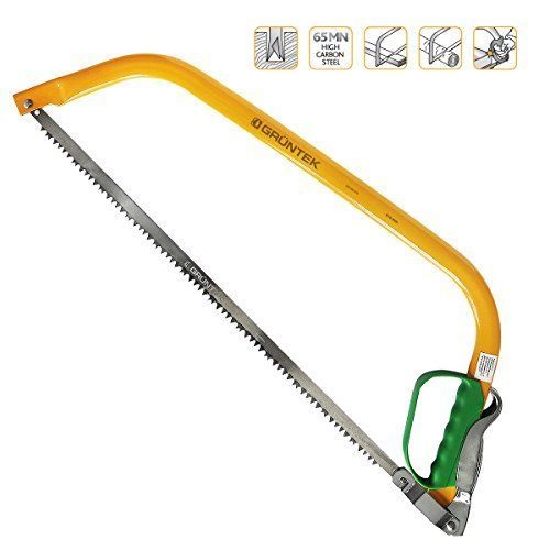 Grüntek Scie à métaux MARLIN 610 mm de Cut Comfort Agressif Scie à main Scie de jardin: Price:19.95 La plus légère et plus nettes scie à…