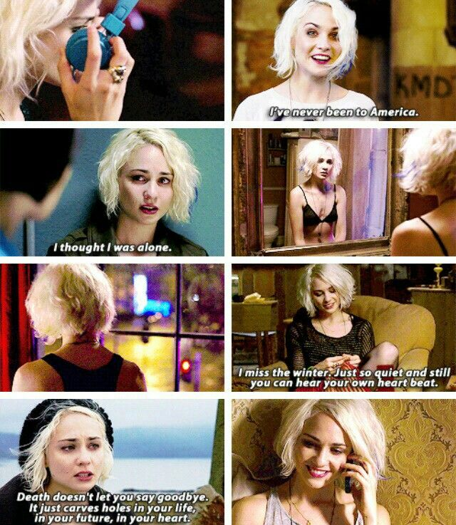 Sense8| Riley Blue