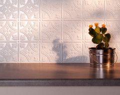 White backsplash styles traditional kitchen products