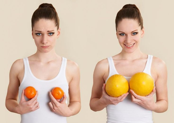 Learn how to make boobs bigger using herbal supplements.