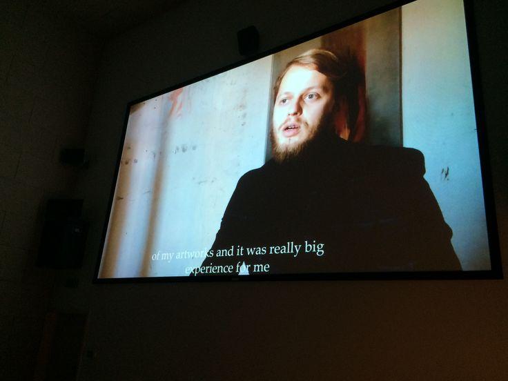 Cyprian Nocon Nocoń cinema film interview