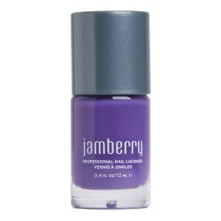 Intriguing and bold, this dark purple will have everyone in the room turning heads.   Our 5 FREE formulas go on smoothly for great overallcoverage and optimal wearability when paired with a Jamberry Base Coat and TopCoat.