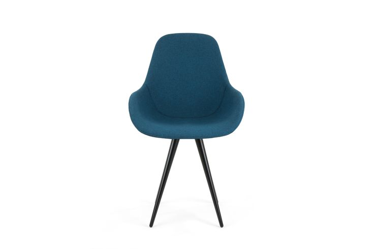 Sedia imbottita CHAISE ANGEL CONTRACT DIMPLE POP by KUBIKOFF design Ruud Bos