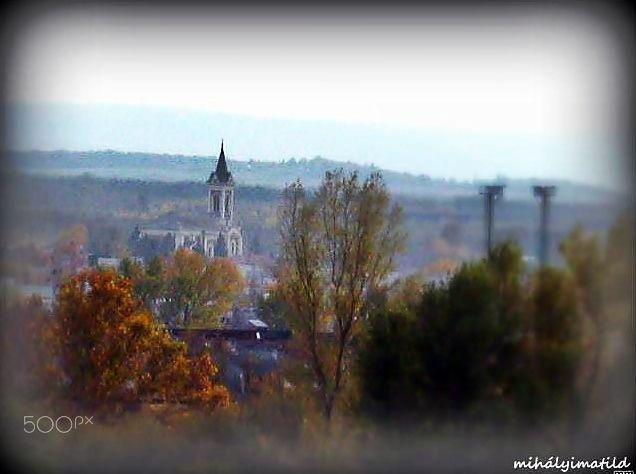 church Tatabánya,Hungary - null