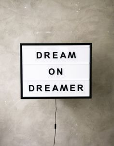 Dream on Dreamer, available at  #annaninanl #bxxlght