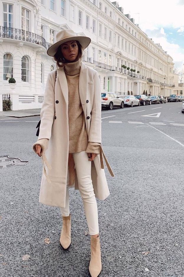 Minimal Winter Outfits You Must Try Right Now In 2020 Manhattan Fashion Spring Outfits Women Casual Influencers Fashion