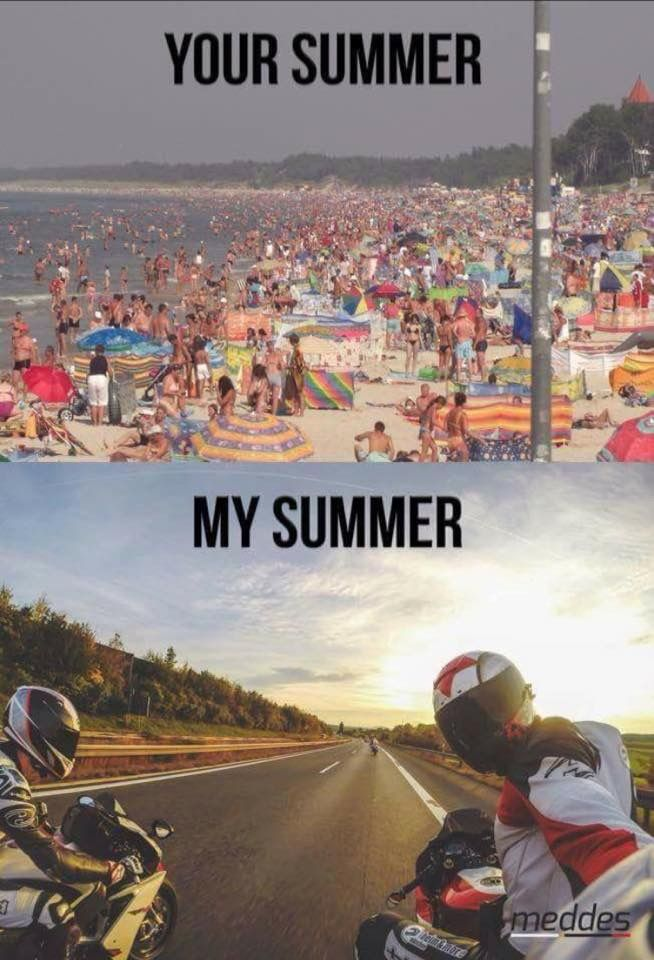 Summer = riding time! I can hardly wait.