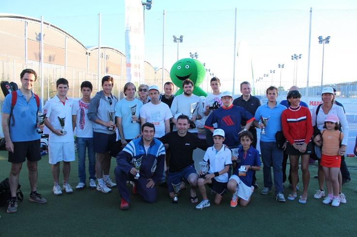 Cetelem organizó con la Fundación Síndrome de Down de Madrid el I Torneo de Tenis Solidario Cetelem - DownMadrid. ¡Haz clic en la imagen para acceder al álbum con las mejores fotos de la jornada!
